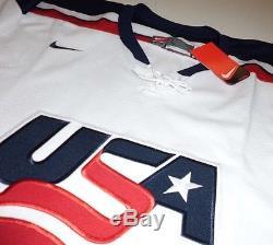 Ryan Callahan 2005 World Juniors Team USA Nike Jersey Tampa Bay Lightning New