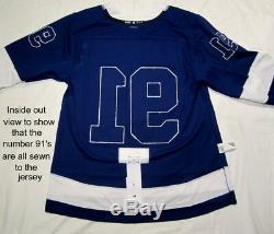 STEVEN STAMKOS size 52 = size Large Tampa Bay Lightning ADIDAS NHL Hockey Jersey