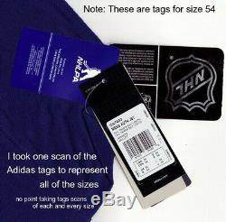 STEVEN STAMKOS size 56 = size XXL Tampa Bay Lightning ADIDAS NHL Hockey Jersey