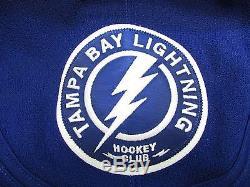 Stamkos Tampa Bay Lightning 2015 Stanley Cup Final Reebok Edge 2.0 7287 Jersey
