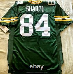 Sterling Sharpe Green Bay Packers authentic Wilson ProLine game model jersey NWT