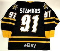 Steven Stamkos Sarnia Sting Jersey Ohl Tampa Bay Lightning
