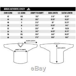 Steven Stamkos Tampa Bay Lightning Adidas Home NHL Hockey Jersey Size 52
