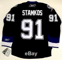 Steven Stamkos Tampa Bay Lightning Rookie Year 2008-09 Reebok Premier Jersey New