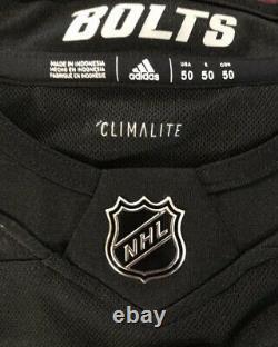 TAMPA BAY LIGHTNING Adidas size 50 Medium Alternate 3rd Style NHL Hockey Jersey