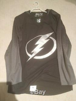 Tampa Bay 2019 New Alternate 3rd Jersey Blank Size 46 (Small)