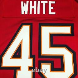 Tampa Bay Buccaneers Devin White #45 Nike Men's Official NFL Player Game Jersey