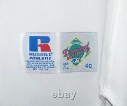 Tampa Bay Devil Rays Vtg 1998 Russell Authentic Diamond Home Jersey Sz 40 Nwt