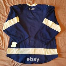 Tampa Bay Lightning 2011-2016 Authentic Team Issued Home Reebok Edge 2.0 Jersey