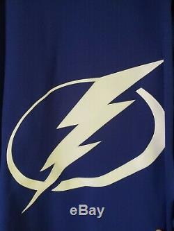 Tampa Bay Lightning ADIDAS Authentic NHL Jersey HOME size 60 / 3XL BRAND NEW