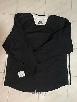 Tampa Bay Lightning Adidas Pro Practice Jersey NHL Men Size 56 CR3721 MiC New