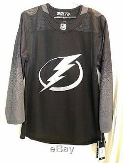 Tampa Bay Lightning Alternate 3rd Jersey (Black) New with Tags (Size 44)