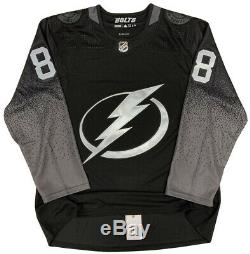 Tampa Bay Lightning Andrei Vasilevskiy Authentic Alternate Pro Jersey M/50