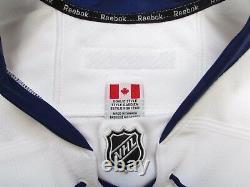 Tampa Bay Lightning Authentic Away Reebok Edge 2.0 7287 Jersey Goalie Cut 58
