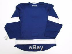 Tampa Bay Lightning Authentic Home Team Issued Reebok Edge 2.0 7287 Jersey 58+
