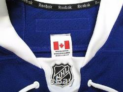 Tampa Bay Lightning Authentic Home Team Issued Reebok Edge 2.0 7287 Jersey Sz 54