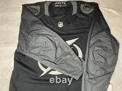 Tampa Bay Lightning Blank Alternate Size 54 MiC (Made In Canada) Adidas Jersey