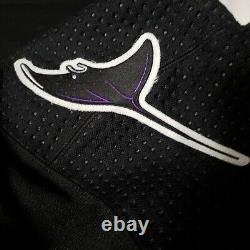 Tampa Bay Lightning × Devil Rays Victor Hedman Adidas MiC Custom Jersey 56
