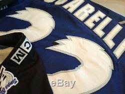 Tampa Bay Lightning Dino Ciccarelli Authentic Storm Jersey XXL