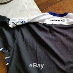 Tampa Bay Lightning Jersey Authentic rookie Brad richards size 52 Koho COA JSA