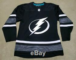 Tampa Bay Lightning NHL All Star Hockey Jersey Authentic Adidas Pro Parley