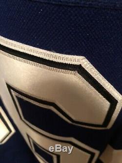 Tampa Bay Lightning Nikita Kucherov Authentic Home Adidas Jersey Size 50