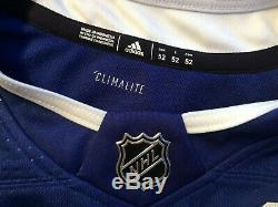 Tampa Bay Lightning Stamkos #91 Men's adidas Climalite Stitched Jersey Size 52 L