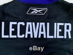 Tampa Bay Lightning Vincent Lecavalier Official NHL Hockey Jersey Reebok MINT