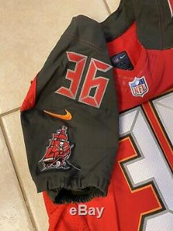 Tampa bay buccaneers Nike Elite Vapor Football Jersey Size 44