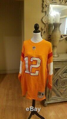 Tampa bay buccaneers throwback jersey