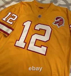 Tampa bay buccaneers vintage jersey Tom Brady