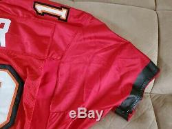 Tampa bay bucs trent dilfer jersey adidas (not tom brady, wilson, Reebok) NWOT 46