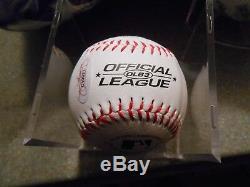 Tom Brady Signed New England Patriots/tampa Bay Bucs. Ball/jsa Sticker Only