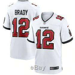 Tom Brady Tampa Bay Buccaneers 2020 NFL Trikot NEU+Original Football Jersey 12