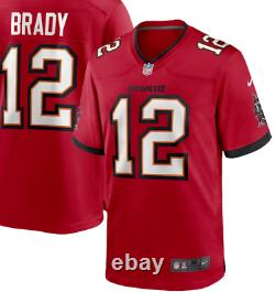 Tom Brady Tampa Bay Buccaneers 2020 Original Jersey S-3XL NFL Football NEU 12