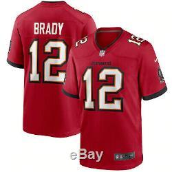 Tom Brady Tampa Bay Buccaneers 2020 Trikot NEU+Original Football Jersey 12 NFL