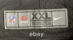 Tom Brady Tampa Bay Buccaneers Authentic Nike Super Bowl LV 55 Jersey XXL