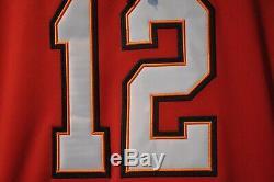 Tom Brady Tampa Bay Buccaneers Jersey NFL Hooded Sweatshirt Embroidered Hoodie