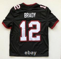 Tom Brady Tampa Bay Buccaneers Nike Limited Vapor Untouchable Jersey Large