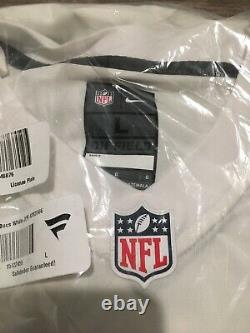 Tom Brady Tampa Bay Buccaneers Nike Super Bowl LV Bound Fashion Jersey White L