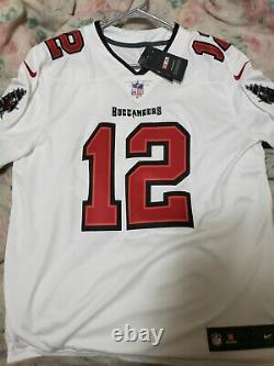 Tom Brady Tampa Bay Buccaneers Vapor Limited NFL Jersey Authentic