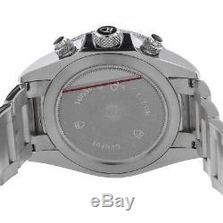 Tudor 70330N J Black Bay Heritage Chronograph Box Papers Steel Swiss Automatic
