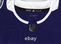 Victor HEDMAN size 52 Large Tampa Bay Lightning ADIDAS hockey jersey PRO CUSTOM