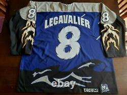Vincent Lecavalier Tampa Bay Storm Clone jersey XXL