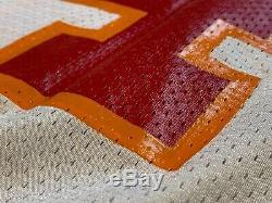 Vinny Testaverde Tampa Bay Buccaneers Wilson Pro Line Game Jersey NFL L Pro Cut