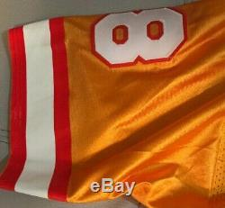 Vintage SEWN Steve Young Rookie Jersey Logo Athletic Tampa Bay Bucs Jersey NWOT