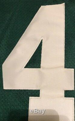 Vintage Sewn Brett Favre Green Bay Packers Wilson NFL Jersey XL RARE NWT