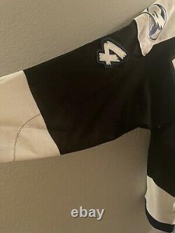 Vintage Tampa Bay Hamrlik Jersey 54 With Fight Straps