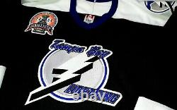Vintage-nwt-sm Tampa Bay Lightning 2004 Stanley Cup Patch NHL CCM Hockey Jersey