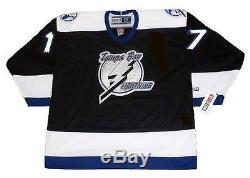 WENDEL CLARK Tampa Bay Lightning 1998 CCM Throwback NHL Hockey Jersey
